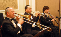 Simcha Ensemble Horn Section