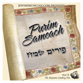 Purim Sameach cover
