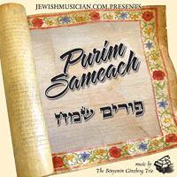 Purim Sameach Album Cover